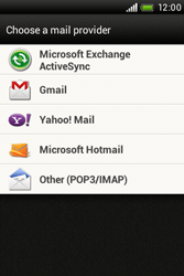 HTC A320e Desire C - Email - Manual configuration POP3 with SMTP verification - Step 5