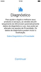 Apple iPhone 7 - iOS 10 - Primeiros passos - Como ativar seu aparelho - Etapa 22