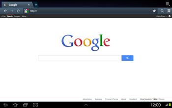 Samsung P5100 Galaxy Tab 2 10-1 - Internet - Internet browsing - Step 4