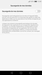 Huawei Nova - Device maintenance - Back up - Étape 9