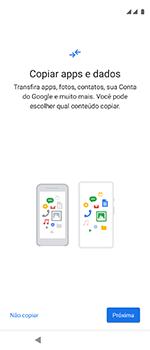 Motorola One Vision - Primeiros passos - Como ativar seu aparelho - Etapa 10