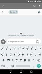 Crosscall Core X3 - Contact, Appels, SMS/MMS - Envoyer un SMS - Étape 7