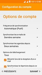 Alcatel U5 - E-mails - Ajouter ou modifier votre compte Outlook - Étape 9