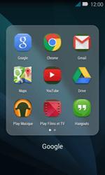 Huawei Y3 - E-mail - Configurer l