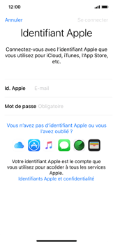 Apple iPhone X - Device maintenance - Back up - Étape 6