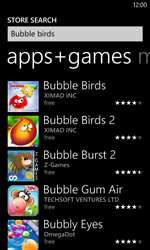 Nokia Lumia 720 - Applications - Downloading applications - Step 6