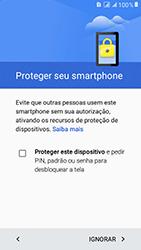 Samsung Galaxy J2 Prime - Primeiros passos - Como ativar seu aparelho - Etapa 14