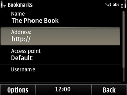 Nokia E6-00 - Internet - Internet browsing - Step 8