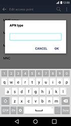 LG K10 4G K420 - Internet - Manual configuration - Step 15