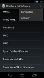 Acer Liquid Z500 - Internet - configuration manuelle - Étape 18