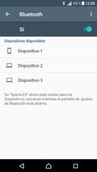 Sony Xperia E5 (F3313) - Bluetooth - Conectar dispositivos a través de Bluetooth - Paso 6