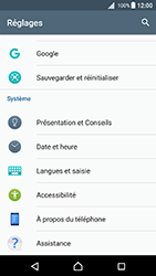 Sony Xperia X - Android Nougat - Device maintenance - Back up - Étape 6