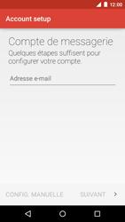 Motorola Moto E (1st Gen) (Lollipop) - E-mails - Ajouter ou modifier un compte e-mail - Étape 9