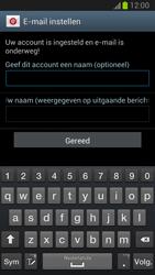 Samsung N7100 Galaxy Note II - E-mail - handmatig instellen - Stap 14