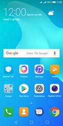 Huawei Y5 (2018) - E-mails - Ajouter ou modifier votre compte Gmail - Étape 2