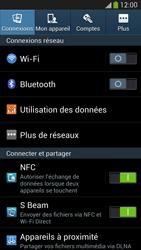 Samsung Galaxy S4 - Internet et connexion - Partager votre connexion en Wi-Fi - Étape 4