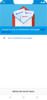 Wiko View 2 Plus - E-mail - e-mail instellen: IMAP (aanbevolen) - Stap 5