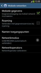 Samsung I9195 Galaxy S IV Mini LTE - 4G instellen  - Toestel instellen voor 4G - Stap 6