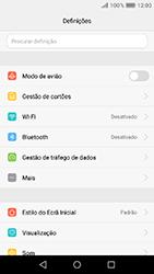 Huawei Y6 (2017) - Internet no telemóvel - Como ativar os dados móveis -  3