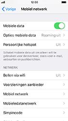 Apple iPhone SE - iOS 12 - Buitenland - Internet in het buitenland - Stap 5