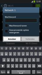 Samsung I9295 Galaxy S IV Active - Wifi - handmatig instellen - Stap 7
