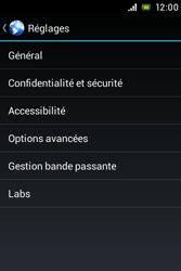 Sony C1505 Xperia E - Internet - Configuration manuelle - Étape 20