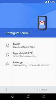 Huawei Google Nexus 6P - Email - Adicionar conta de email -  7
