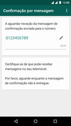 Wiko Rainbow Jam DS - Aplicações - Como configurar o WhatsApp -  8