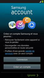 Samsung Galaxy S4 - Premiers pas - Créer un compte - Étape 7