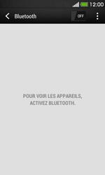 HTC Desire 500 - Bluetooth - connexion Bluetooth - Étape 7