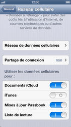 Apple iPhone 5 - Internet - Configuration manuelle - Étape 6