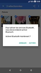 HTC Desire 650 - Photos, vidéos, musique - Envoyer une photo via Bluetooth - Étape 10