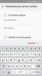 Samsung G903 Galaxy S5 Neo - E-mail - Configurer l