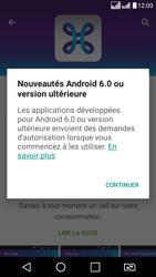 LG K8 - Applications - MyProximus - Étape 10