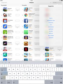 Apple iPad Pro 12.9 inch (Model A1671) - Applicaties - Downloaden - Stap 7