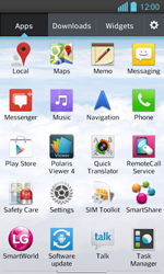 LG P710 Optimus L7 II - Bluetooth - Pair with another device - Step 3
