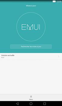 Huawei MediaPad T1 (7.0) - Réseau - Installation de mises à jour - Étape 6