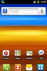 Samsung S5830i Galaxy Ace i - Internet - automatisch instellen - Stap 4