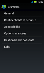 Acer Liquid Z4 - Internet - Configuration manuelle - Étape 22