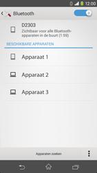 Sony Xperia M2 4G (D2303) - Bluetooth - Aanzetten - Stap 6