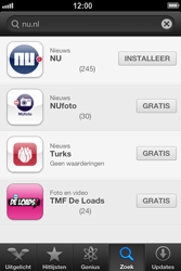 Apple iPhone 4S met iOS 5 (Model A1387) - Applicaties - Downloaden - Stap 6