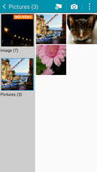 Samsung Galaxy A3 (A300FU) - Photos, vidéos, musique - Envoyer une photo via Bluetooth - Étape 8