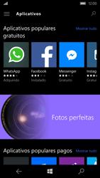 Microsoft Lumia 550 - Aplicativos - Como baixar aplicativos - Etapa 7