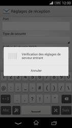 Sony D2203 Xperia E3 - E-mail - Configuration manuelle - Étape 11