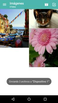 Motorola Moto X Play - Bluetooth - Transferir archivos a través de Bluetooth - Paso 13