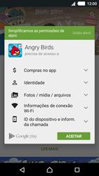 Sony Xperia M4 Aqua - Aplicativos - Como baixar aplicativos - Etapa 18