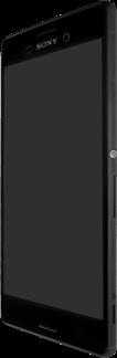 Sony Xperia M4 Aqua - Funções básicas - Como reiniciar o aparelho - Etapa 2