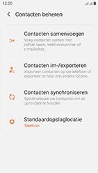 Samsung galaxy-xcover-4s-dual-sim-sm-g398fn - Contacten en data - Contacten kopiëren van toestel naar SIM - Stap 6