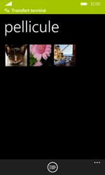 Nokia Lumia 530 - Photos, vidéos, musique - Envoyer une photo via Bluetooth - Étape 13