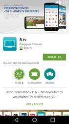 Bouygues Telecom Ultym 4 - Photos, vidéos, musique - Regarder la TV - Étape 2